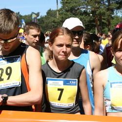 1. Ramirendi Kevadjooks - Anastassija Taar (7), Olga Voroshnina (8), Viktors Slesarenoks (29)
