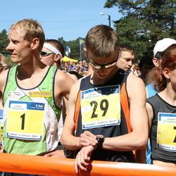 1. Ramirendi Kevadjooks - Margus Pirksaar (1), Anastassija Taar (7), Viktors Slesarenoks (29)