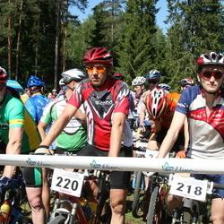 10. Tallinna Rattamaraton (EEC) - Alari Kannel (218), Aivar Lehtmaa (220), Kurmo Neemela (229)