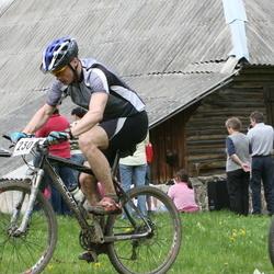 Rõuge Rattamaraton (EEC) 2007 - Raul Kaldre (230), Bruno Võsu (429)
