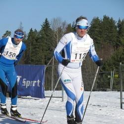 17. Tallinna Suusamaraton - Arno Bachaus (112), Heiki Kulu (150)