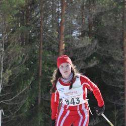 17. Tallinna Suusamaraton - Anastasija Pahhomenkova (843)
