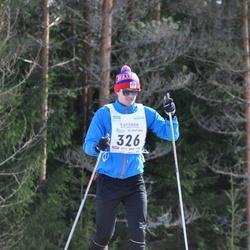 17. Tallinna Suusamaraton - Tarmo Roose (326)