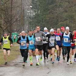 Tartu Parkmetsa Jooks - Vjatšeslav Košelev (2), Bert Tippi (4), Hardo Reinart (281), Anti Puustus (299), Allar Lamp (356), Jan Õiglane (365)