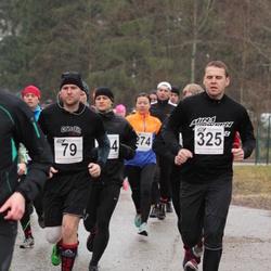 Tartu Parkmetsa Jooks - Ando Sõrmus (79), Rainis Fomotskin (325)
