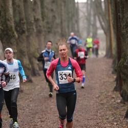 Tartu Parkmetsa Jooks - Birgit Pihelgas (334)