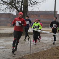 Tartu Parkmetsa Jooks - Kaido Vahkal (112), Agris Ambos (412)
