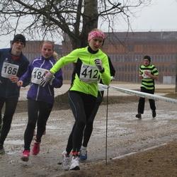 Tartu Parkmetsa Jooks - Jana Treier (184), Tarvo Treier (185), Agris Ambos (412)