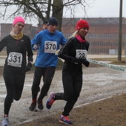 Tartu Parkmetsa Jooks - Andra Puusepp (28), Marin Mehide (331), Rene Kase (370)