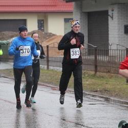 Tartu Parkmetsa Jooks - Andra Puusepp (28), Rene Kase (370)