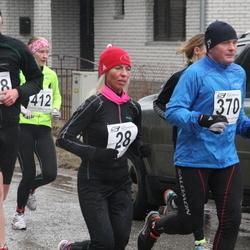 Tartu Parkmetsa Jooks - Andra Puusepp (28), Ermo Haas (188), Rene Kase (370)