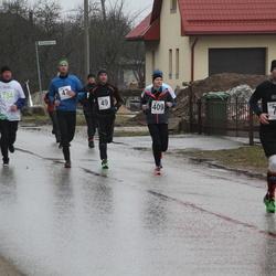 Tartu Parkmetsa Jooks - Alar Jaanson (47), Heigo Otsa (49), Liis Nurmis (75), Ando Sõrmus (79), Liisa Lõhmus (409)