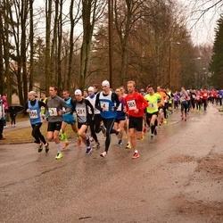 Tartu Parkmetsa Jooks - Rauno Laumets (3), Bert Tippi (4), Hardo Reinart (281), Allar Lamp (356), Jan Õiglane (365)