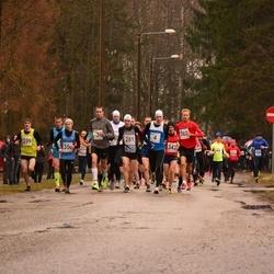 Tartu Parkmetsa Jooks - Rauno Laumets (3), Bert Tippi (4), Hardo Reinart (281), Anti Puustus (299)