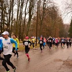 Tartu Parkmetsa Jooks - Andra Puusepp (28), Tiiu Müürsepp (86), Cris Poll (340)