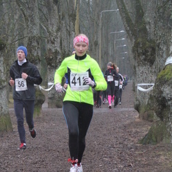Tartu Parkmetsa Jooks - Gregor Randla (56), Agris Ambos (412)
