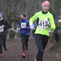 Tartu Parkmetsa Jooks - Kalle Nieminku (387), Agris Ambos (412)