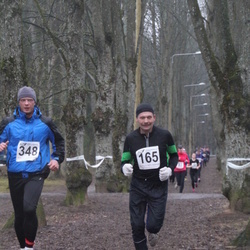 Tartu Parkmetsa Jooks - Aare Kiik (165), Timo Kubpart (348)