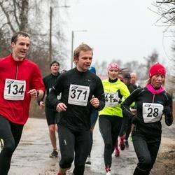 Tartu Parkmetsa Jooks - Andra Puusepp (28), Marek Oja (134), Erik Jaaniso (371)