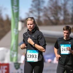 RMK Kõrvemaa Kevadjooks - Adeline Vaher-Vahter (2393)