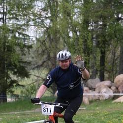 Rõuge Rattamaraton (EEC) 2007 - Arne Jaanimäe (811)