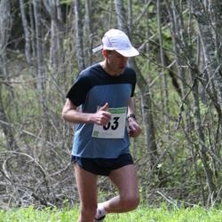 SEB 25. Tartu Jooksumaraton - Arnold Laasu (53)