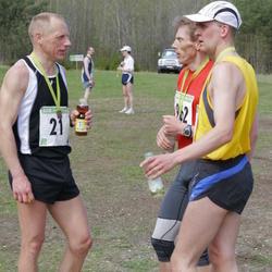SEB 25. Tartu Jooksumaraton - Ago Veilberg (21), Andrus Vau (962)