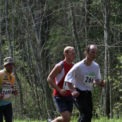 SEB 25. Tartu Jooksumaraton - Urmas Paejärv (266), Aare Einsoo (2495)