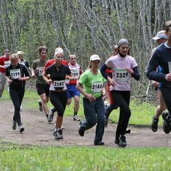 SEB 25. Tartu Jooksumaraton - Esko Palk (415), Liina Hurt (2144), Maarja Sadam (2182), Ann Randmae (2199), Viivi Näkk (2329)