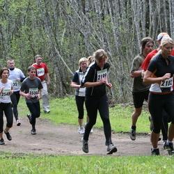 SEB 25. Tartu Jooksumaraton - Aimar Poom (709), Maarja Sadam (2182), Ann Randmae (2199), Liina Raudik (2543)