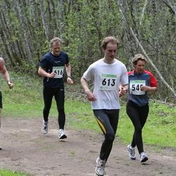 SEB 25. Tartu Jooksumaraton - Jaanus Liivamägi (315), Andres Koitmäe (613), Ain Inno (616)