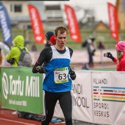 85. Suurjooks ümber Viljandi Järve - Bert Tippi (63)