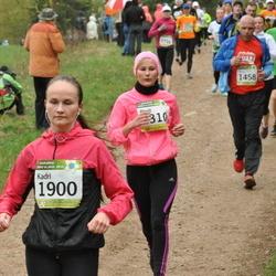 85. Suurjooks ümber Viljandi Järve - Birgit Panksepp (2310)
