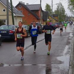 85. Suurjooks ümber Viljandi Järve - Jevgeni Litvin (40), Bert Tippi (63), Roland Lessing (2907)