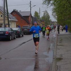 85. Suurjooks ümber Viljandi Järve - Arnis Sulmeisters (236)