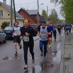 85. Suurjooks ümber Viljandi Järve - Raul Kuuskmäe (975), Artsemi Kalahryu (2376)