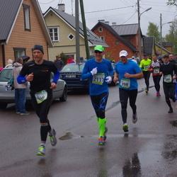 85. Suurjooks ümber Viljandi Järve - Aare Piire (398), Lex Rennit (2117), Tarmo Holsting (2468)
