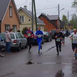 85. Suurjooks ümber Viljandi Järve - Janis Avens (523), Ander Raud (839)
