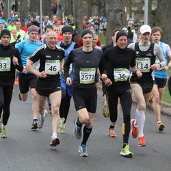 85. Suurjooks ümber Viljandi Järve - Meelis Piirsalu (33), Indrek Teppo (36), Ago Veilberg (46), Bert Tippi (63), Margus Koor (114), Rauno Miljand (2571)
