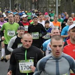 85. Suurjooks ümber Viljandi Järve - Tõnis Vaiksaar (155), Janar Pähn (165), Annika Vaher (237), Marko Suurmägi (480)