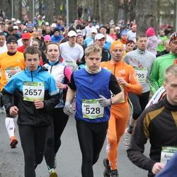 85. Suurjooks ümber Viljandi Järve - Aare Hommik (528), Asso Kivilaan (2657)