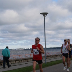 SEB Tallinn Maraton - OLARI ORM (29), ANDI LINN (35)
