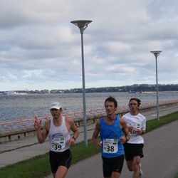 SEB Tallinn Marathon - ALLAN-PEETER JAASKA (38), ALAR SAVASTVER (39)