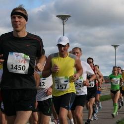 SEB Tallinn Maraton - EVELIN KÄRNER (48), BJÖRN KJELLBERG (99), MADIS METS (157), GERRI KODRES (1450)
