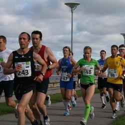 SEB Tallinn Maraton - ALMA SARAPUU (47), EVELIN KÄRNER (48), ALAR RÄHN (88), BJÖRN KJELLBERG (99), TOOMAS AMER (243)