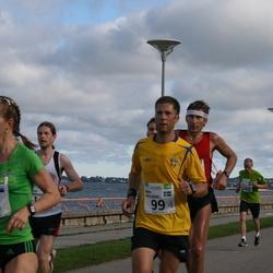 SEB Tallinn Maraton - EVELIN KÄRNER (48), BJÖRN KJELLBERG (99), AHTI MÄNNIK (102)
