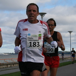 SEB Tallinn Maraton - CHARLES CHRISTIANSEN (183), DARIO GASBARRA (290)