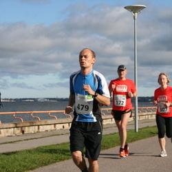 SEB Tallinn Maraton - ERIK JÕGI (172), ANNIKA VAHER (307), KAAREL PIIP (479)