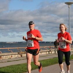 SEB Tallinn Maraton - ERIK JÕGI (172), ANNIKA VAHER (307)