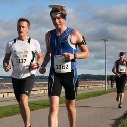 SEB Tallinn Maraton - ANDRIS LEJA (385), EMIL OLSEN (1117), ALGO ESKLA (1362)